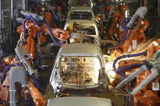 Autopeças crescem 15% no primeiro trimestre