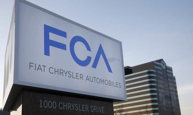 Estados Unidos processam FCA