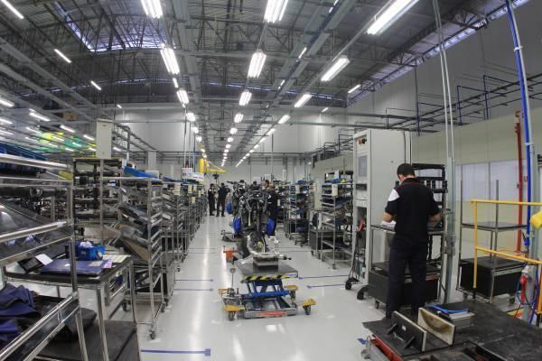 Fábrica BMW Manaus