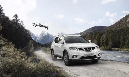 Nissan X-Trail tem drone de série