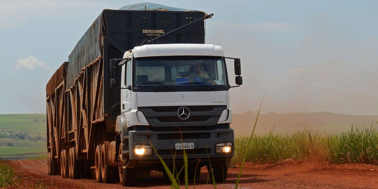 Mercedes-Benz convoca recall de 11 mil caminhões