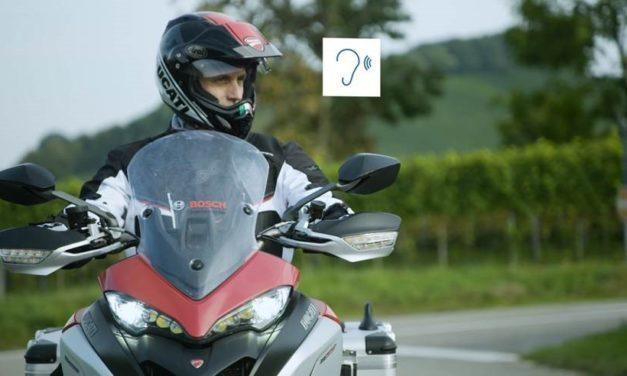 Bosch desenvolve sistema que evita colisão com motos