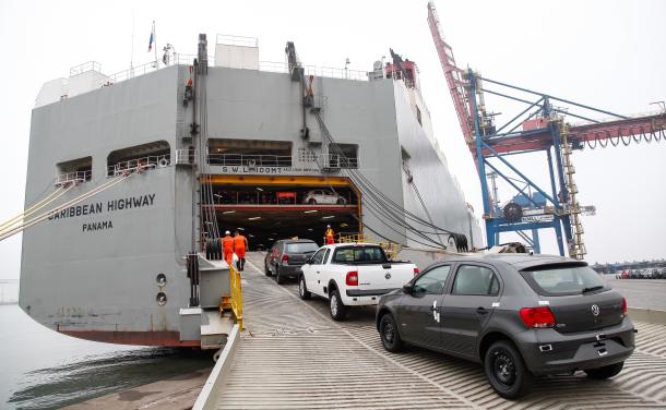Exportação de veículos cairá ainda mais em 2020