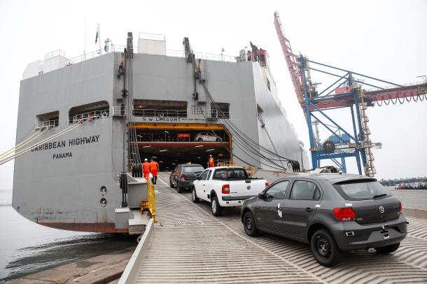 Veículos: exportações superam US$ 2,5 bilhões no bimestre.