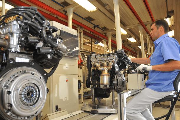 Volkswagen São Carlos produzirá motor 1.4 TSI para o México