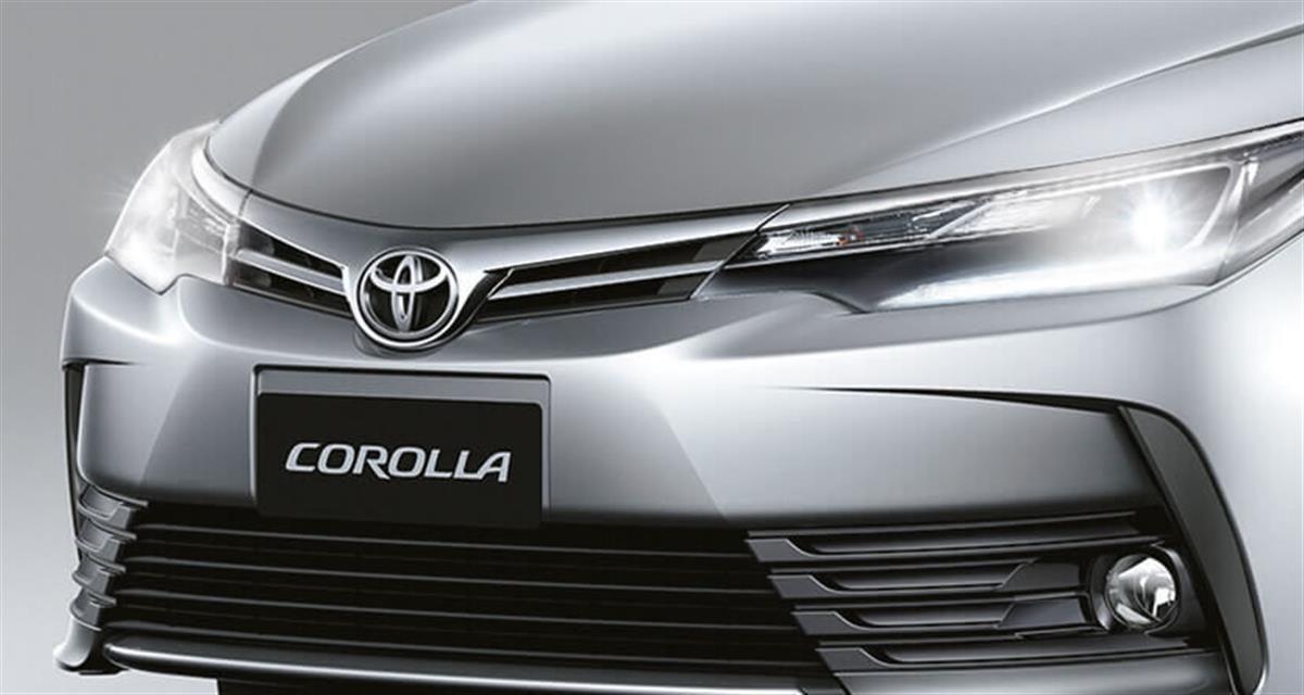 Toyota faz recall para cinto do Corolla