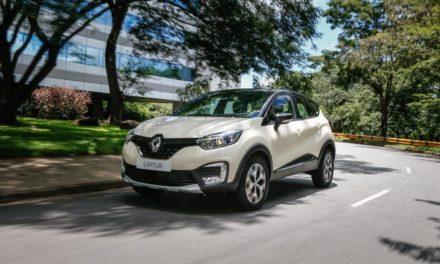 Beleza não é tudo no Renault Captur