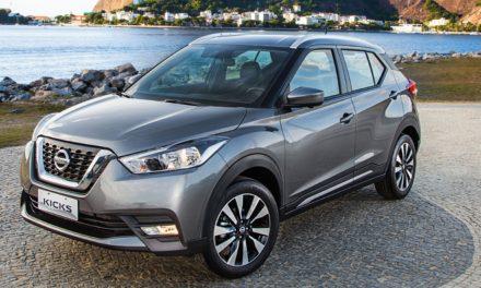 Kicks brasileiro já está na rede Nissan