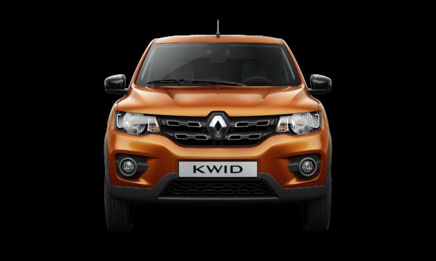 Renault já aceita reserva para o Kwid