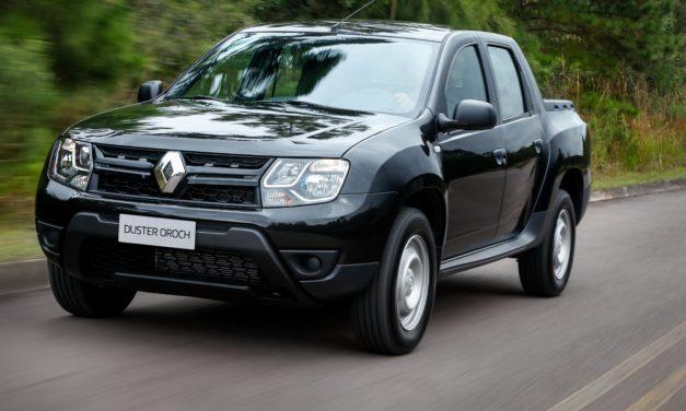 Renault apresenta Oroch Express