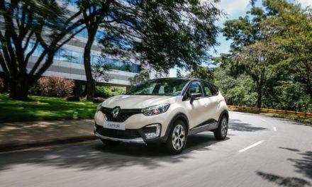 Renault faz recalls de 42 mil veículos