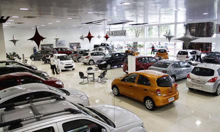 Mercado de veículos cresce 21,3% até abril