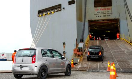 VW do Brasil ganha mercado em outros países