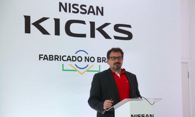 """""""A Nissan veio para ser grande"""", diz novo presidente"""