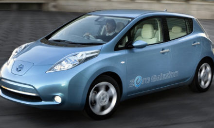 Nissan Leaf terá e-Pedal