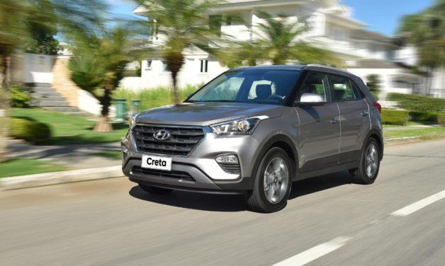 Hyundai Creta tem quase tudo o que o consumidor deseja