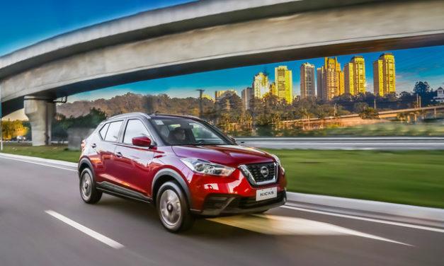 Com o Kicks, Nissan ampliará produção em Resende em até 50%