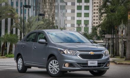 GM lança o Cobalt 2018