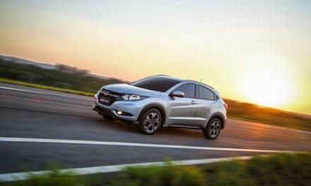 Honda HR-V é o veículo de melhor valor de revenda no Brasil