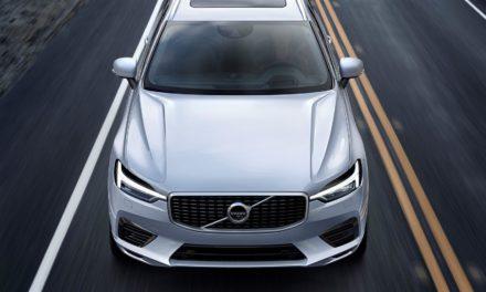 Novo Volvo XC60 chega repleto de sofisticações