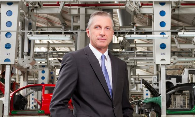 VW quer a vice-liderança já no próximo ano, diz Powels