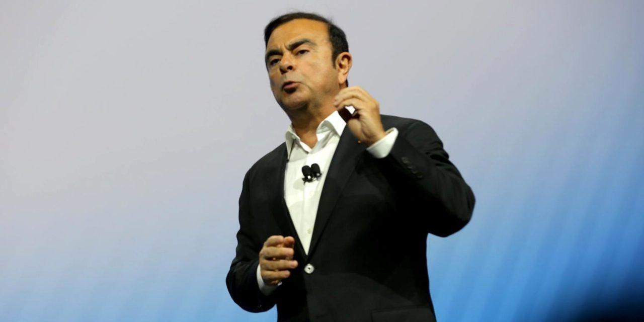Renault-Nissan estabelece novo recorde de vendas
