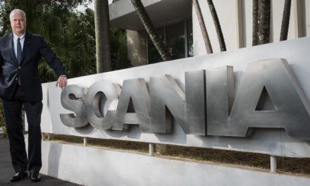 Scania tem novo presidente