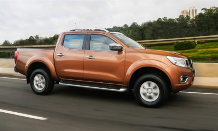 Força, tecnologia e conforto destacam Nissan Frontier