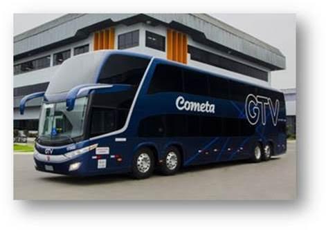 Viação Cometa recebe 75 ônibus da Marcopolo