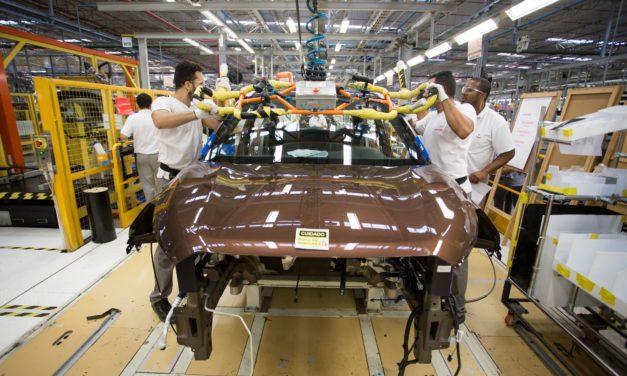 Nissan inicia segundo turno de trabalho em Resende