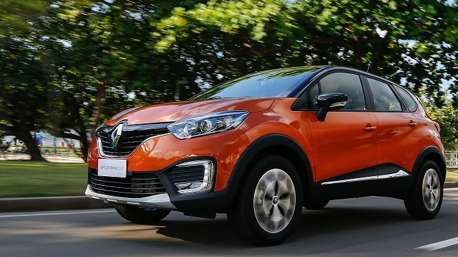 Com Kwid e Captur em alta, Renault já tem 8,6% do mercado interno