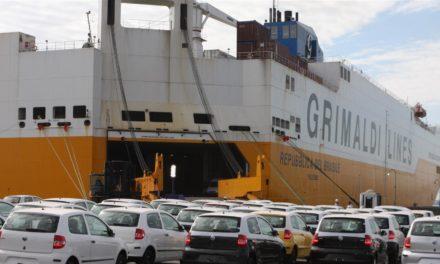 Exportações de veículos caminham para recorde histórico