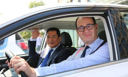 Ford produzirá veículos elétricos na China