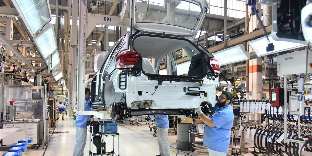 Por novo carro, VW Anchieta terá férias de 12 dias