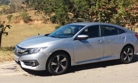 Honda Civic é bom de ver, de dirigir e de vender