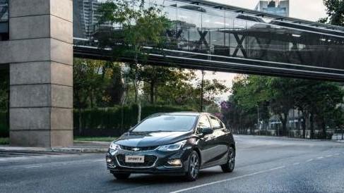 Cruze Sport6 2018 já está na rede Chevrolet
