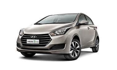 Hyundai HB20 tem série especial 5 anos
