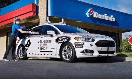 Ford inicia testes de entregas com carros autônomos