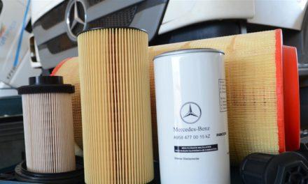 Mercedes-Benz investe no pós-venda para a Fenatran