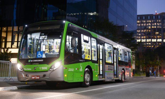 B8R é novo ônibus urbano da Volvo