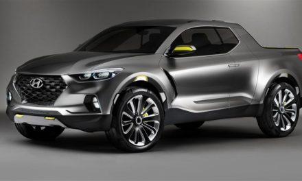 Estados Unidos produzirão picape Hyundai