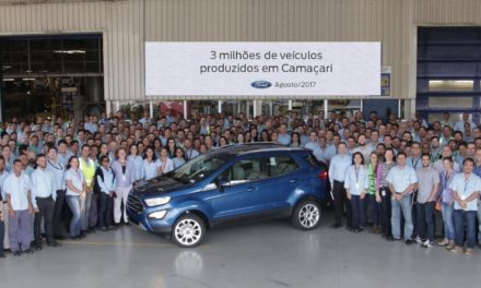 Produção do Ford EcoSport em Camaçari crescerá 30%