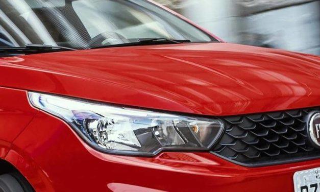 Endurance é provável nome da versão sedã do Fiat Argo