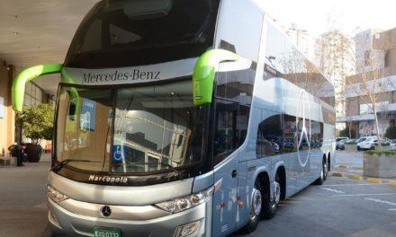 Empresas do Sul compram 72 chassis Mercedes-Benz