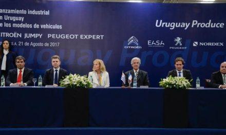 PSA inicia montagem de dois utilitários no Uruguai