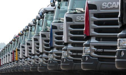 Venda de caminhões cresce em julho sobre junho