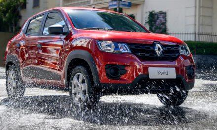 Kwid tem a missão de ser o Renault mais vendido do Brasil