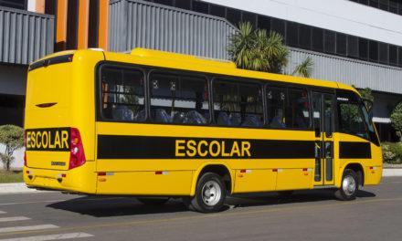 Barueri terá ônibus Marcopolo no transporte escolar
