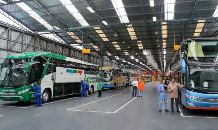 Marcopolo fatura mais de R$ 2,8 bilhões em 2017