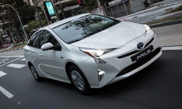 Toyota Prius acelera vendas dos híbridos no Brasil